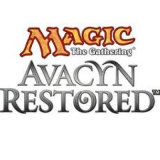 Chinese Avacyn Restored Complete Set Without Mythics x4 Magic MTG Mint