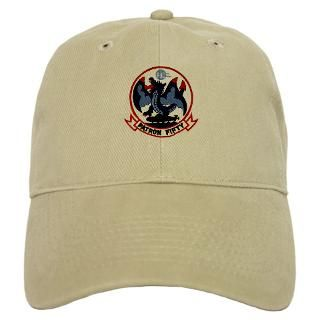 Anti Submarine Warfare Hats & Caps  VP 50 Blue Dragons Baseball Cap