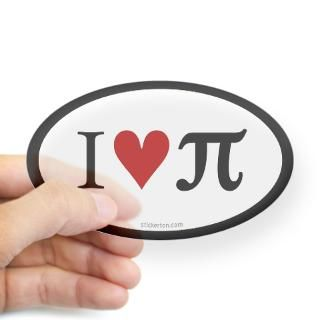 Love Pie Stickers  I Love Pie Bumper Stickers –