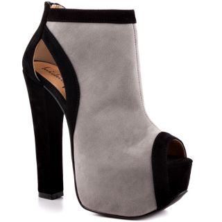 Luichinys Multi Color Hang Of This   Light Grey Black Suede for 94.99