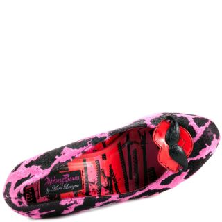 Abbey Dawns Multi Color Feel The Love Platform   Hot Pink for 69.99