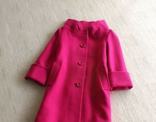 Auth $695 Kate Spade New York Cherie Wool Coat