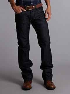 Diesel Larkee 88Z Straight Dark Wash Jeans Denim