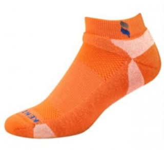 New Kentwool Mens Tour Profile Golf Socks Orange Large