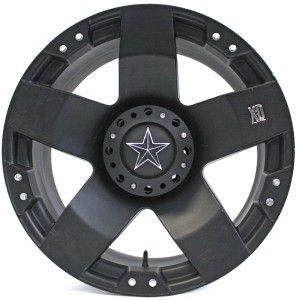 KMC XD Series Rockstar 24 Wheel 775412