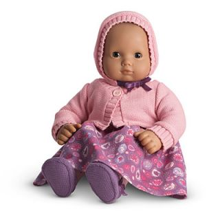 American Girl Bitty Babys Mix Match Layette Revised Set for Dolls New