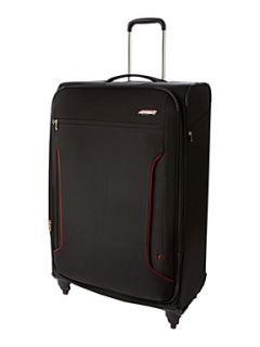 Antler Cyberlite Black & Red 82cm 4 Wheel Case