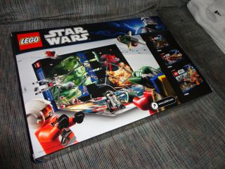 Star Wars Lego 7958 2011 Advent Calendar New in SEALED Box 5
