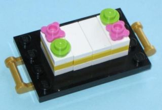 Lego Custom Wedding Cake Topper Food Bakery Shop Party Friends