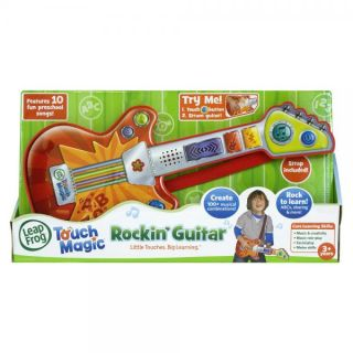 LeapFrog Enterprises Touch Magic Rockin Guitar Percussion Special
