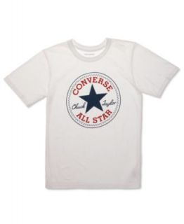 Converse Kids Shirt, Boys License Plate Logo Tee   Kids Boys 8 20