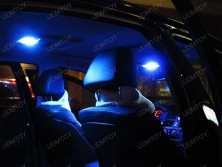 2006 and Up Subaru Impreza WRX STI 4 x 5050 SMD LED Interior Lights