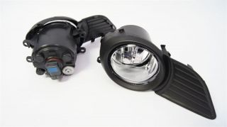 Toyota Sienna OEM Fog Light Replacement Kit New Lamps Fog Lights Pair