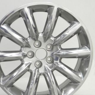 20 Rim Fits Lincoln® MKT 3825 Wheel Polished 20x8