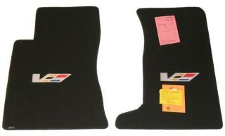 Lloyd Velourtex Floor Mats 2011 Cadillac cts V Coupe