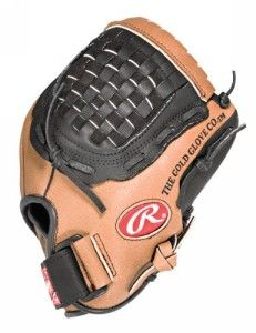 New RAWLINGS Little League BASEBALL Glove 10.5 PP105AP +RIGHT HAND