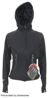 New Mountain Hardwear Womens Torch Gore Tex Jacket Black XS