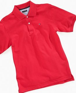 Tommy Hilfiger Kids Shirt, Little Boys Ivy Polo Shirt