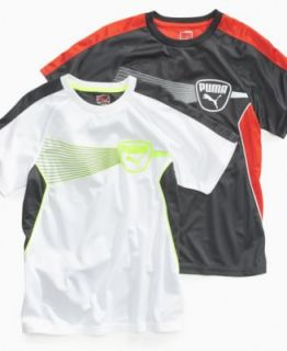 Puma Kids Shirt, Boys Goal Tee   Kids Boys 8 20