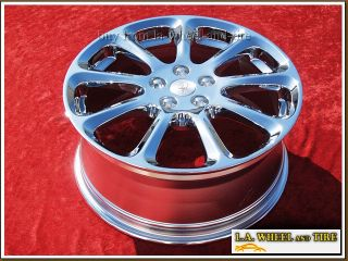 Set of 4 New 19 Maserati Quattroporte Sport GTS Chrome Wheels Rims