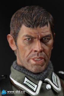 DID 1/6 Steiner_ Box Set _ WWII German Army Feldwebel Eastern Front