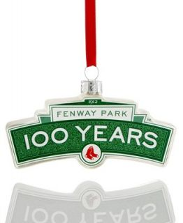 Kurt Adler Christmas Sports Ornament, MLB Fenway Park 100th