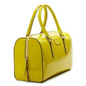 Kate Spade Flicker Melinda Patent Leather Handbag $345