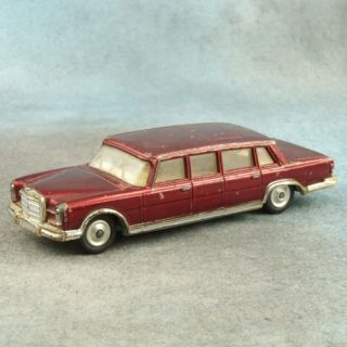 Corgi Mercedes Benz 600 Pullman Car Collectable