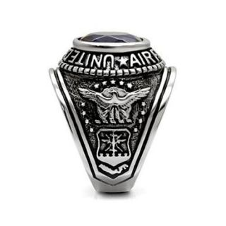 Sale Best Selling Mens 316L Stainless Steel Ring Size 9 10 11 12 13 US