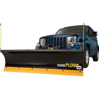 Home Plow by Meyer Snowplow Power Angling 26000