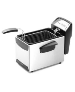 Waring DF175 Deep Fryer, 3L Digital   Electrics   Kitchen