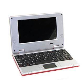 Mini Netbook Laptop Notebook 2GB Android 2 2 OS VIA8650 800MHz WiFi