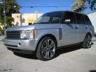 New 2011 Range Rover 22 22 Wheels Rims HSE Sport LR3