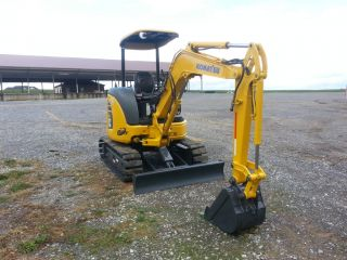 PC27MR 2 Mini Excavator Track Hoe Tractor Machine Backhoe Loader