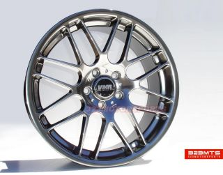 Rims CSL Style Wheels VMR VB3 Rims Wheels BMW 325 328 335 Rims
