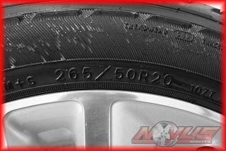 Dodge Durango Jeep Grand Cherokee Alloy Wheels Tires 18 17 22