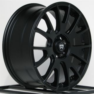 Wheels Rims Black Honda Accord Civic Ford Edge Escape Flex Fusion 5