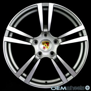 19 Turbo II Style Wheels Fits Porsche 911 Boxster Cayman 986 987 s