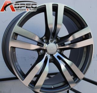 2011 BMW x6 Style Wheels Fit BMW x5 x6 5x120 Rim Wheels