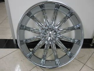 28s Phino 28 Lincoln Navigator Wheels Only