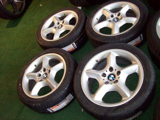 17 BMW Factory 3 Series Wheels 318 323 325 328 330 Hankook Tires E36