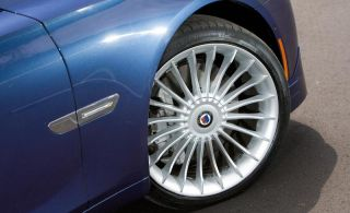 BMW 5 Series E34 E39 E60 E61 F10 F11 Hyper Silver Stagger Wheels Rims