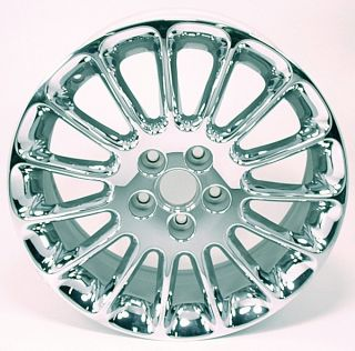 18 Buick Lucerne Factory Chrome Wheel 4083