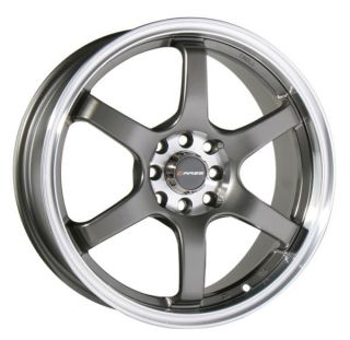 17 Wheels Rims Honda Accord Civic Fit Integra Yaris Sentra 4x100