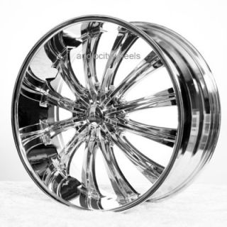 22 inch Ben B15 Wheels Rims 300C Magnum Charger