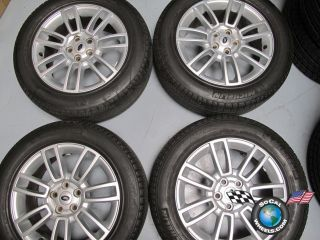 Four 03 11 Range Rover HSE LR3 Factory 19 Wheels Tires OEM Rims 72210