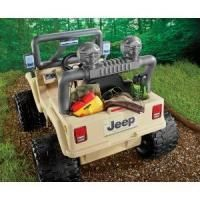 New Fisher Price Power Wheels Kids Toy Ride 6V Electric Camo Jeep