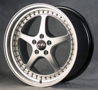 19 Miro STP3 Wheels Staggered BMW E39 E60 E61 F10 F11