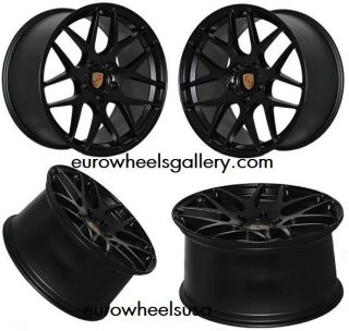 wheels set for Porsche Cayenne Panamera S and 4S concave series rims