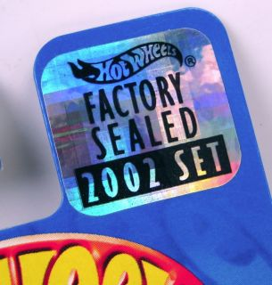 Hot Wheels 40 Ford Pickup 2002 Treasure Hunt Factory Set 009 BP